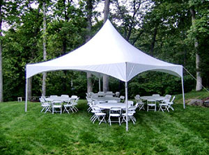 Canopy rentals in Middle Tennessee