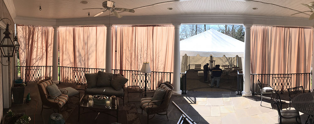 Tent rentals in Middle Tennessee