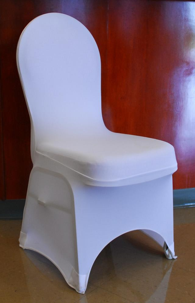 Where to find WHITE SPANDEX CHAIR COVER in Murfreesboro