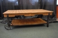 Rental store for VINTAGE COFFEE TABLE  55 x36 x18 in Murfreesboro TN