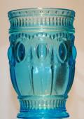 Rental store for OLD FASHION GLASS AQUA  12 oz in Murfreesboro TN