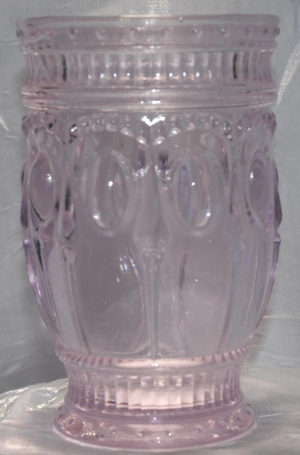 Where to find OLD FASHION GLASS PINK  12 oz in Murfreesboro