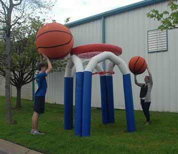 Where to find MONSTER BASKETBALL in Murfreesboro