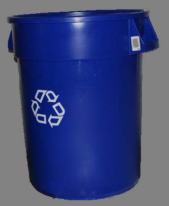 Where to find LARGE BLUE RECYCLE BIN in Murfreesboro