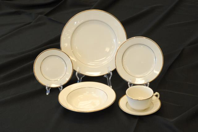 Where to find Ivory Double Ring China in Murfreesboro