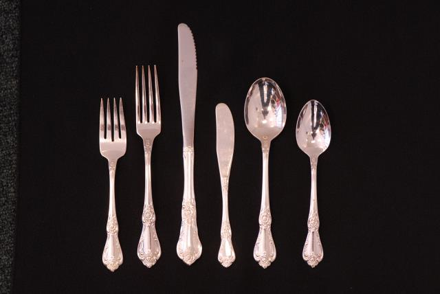 Where to find Vanessa Silver Flatware in Murfreesboro