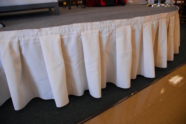 Where to find IVORY STAGE BAR SKIRT 10  X 18 in Murfreesboro