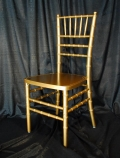 Rental store for GOLD CHIAVARI CHAIR in Murfreesboro TN