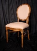 Rental store for LOUIS XIV ROUND BACK CHAIR in Murfreesboro TN
