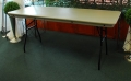 Rental store for 6  PLASTIC BANQUET TABLE  SEATS 6 in Murfreesboro TN
