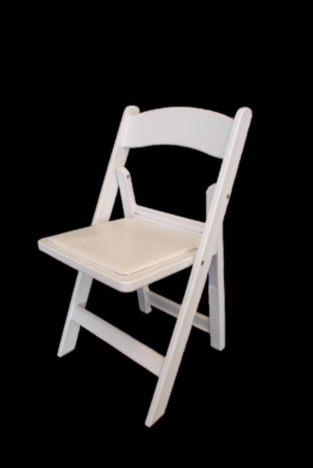 Where to find FOLDING WHITE PADDED GARDEN CHAIR in Murfreesboro