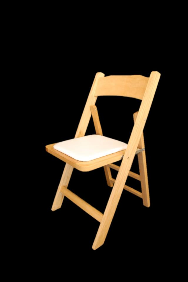 Where to find FOLDING NATURAL WOOD CHAIR in Murfreesboro