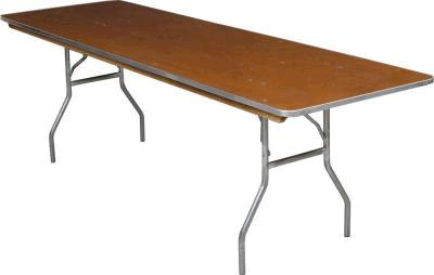 Where to find 8  BANQUET TABLE  SEATS 8-10 in Murfreesboro