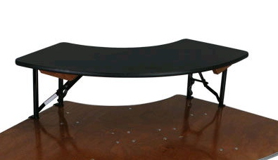 Where to find 4X9 SERPENTINE BAR TABLE  INSIDE EDGE in Murfreesboro