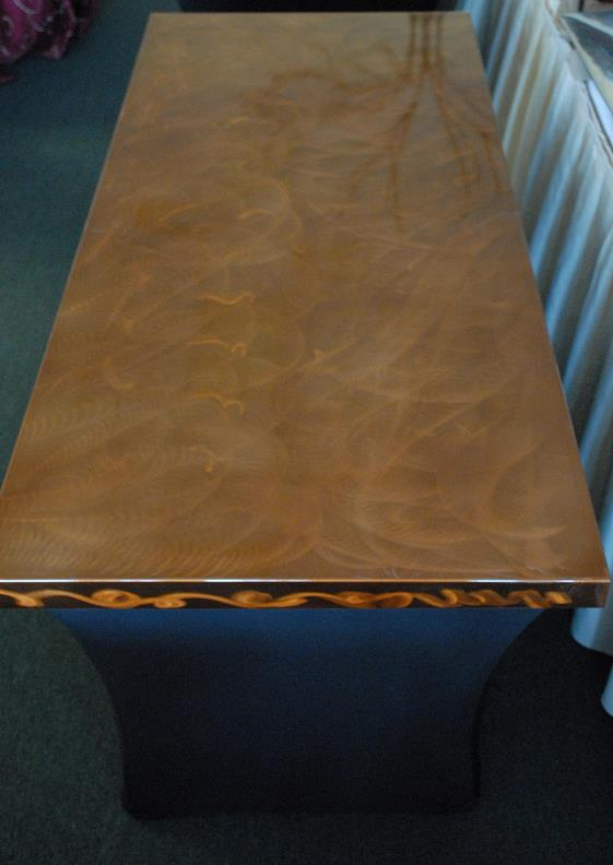 Copper aluminum swirl bar top fits 6 foot rentals murfreesboro tn where to find copper aluminum swirl bar top fits 6 in murfreesboro watchthetrailerfo