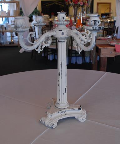 Where to find VINTAGE 5-LITE TABLE CANDELABRA-18 in Murfreesboro