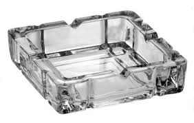 Where to find GLASS SQUARE ASH TRAYS in Murfreesboro