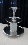 Rental store for 3 TIER HORS-D-OEUVRES TRAY in Murfreesboro TN