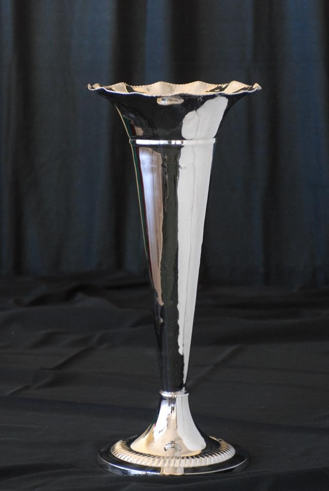 Where to find 30  SILVER TRUMPET VASE in Murfreesboro