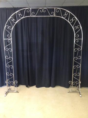 Where to find WHITE WEDDING ARCH WITH EXTENSION in Murfreesboro