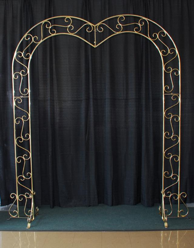 Where to find BRASS WEDDING ARCH W  EXTENSION in Murfreesboro