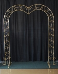 Rental store for BRASS WEDDING ARCH W  EXTENSION in Murfreesboro TN