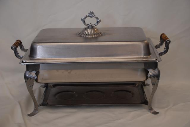 Where to find STAINLESS 8QT CHAFING PAN in Murfreesboro