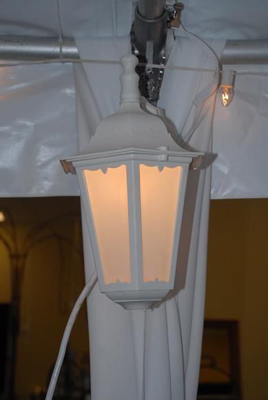 Where to find WHITE 1-LITE GARDEN LANTERN W  25FT CORD in Murfreesboro