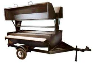 Where to find 7  MOBILE CHARCOAL GRILL - DOUBLE DOOR in Murfreesboro