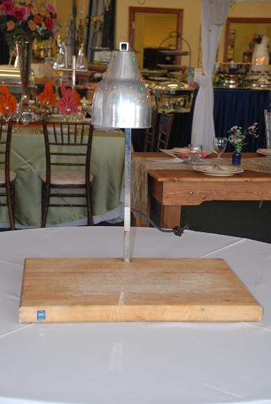 Where to find WOOD CARVING BOARD W  HEAT LAMP in Murfreesboro