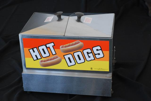 Where to find HOT DOG STEAMER  60 90 COUNT in Murfreesboro