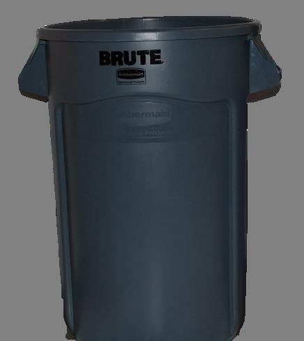 Where to find LARGE GREY GARBAGE CANS  32gal in Murfreesboro