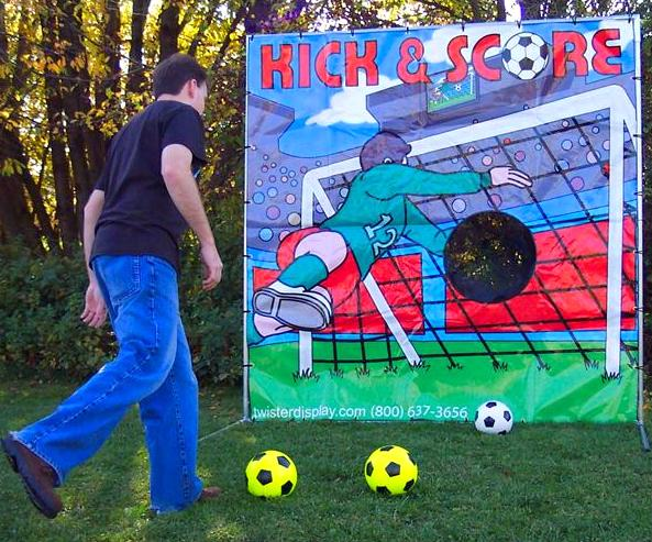 Where to find KICK  N SCORE SOCCER GAME in Murfreesboro