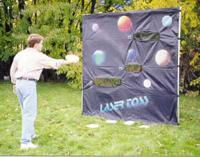 Where to find LASER TOSS FRAME GAME in Murfreesboro