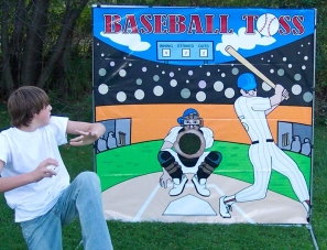 Where to find BASEBALL TOSS in Murfreesboro