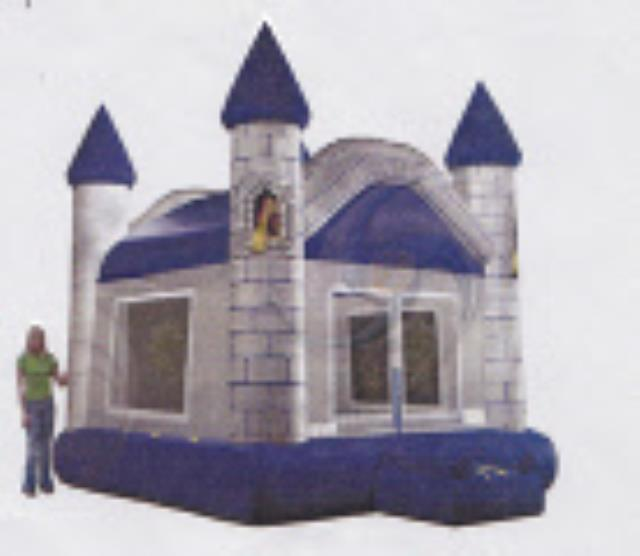 Where to find BLUE CASTLE MOONWALK  15 FT X 15 FT in Murfreesboro