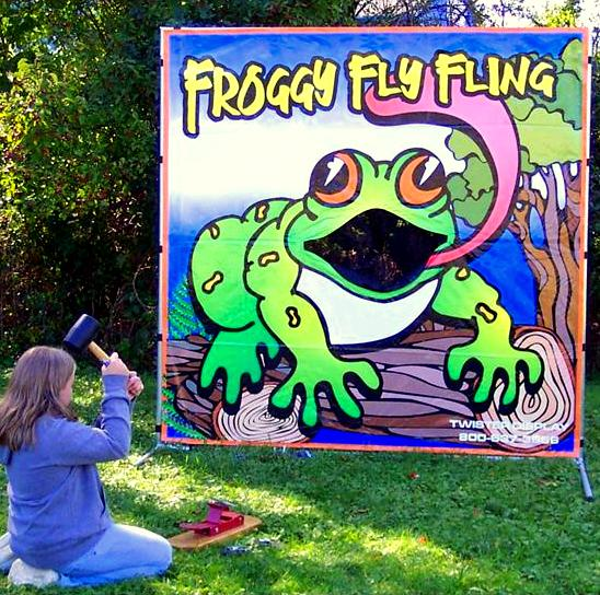 Where to find FROGGY FLY FLING in Murfreesboro