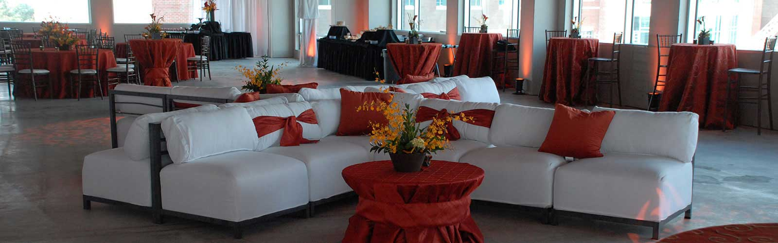 Event rentals in Middle Tennessee